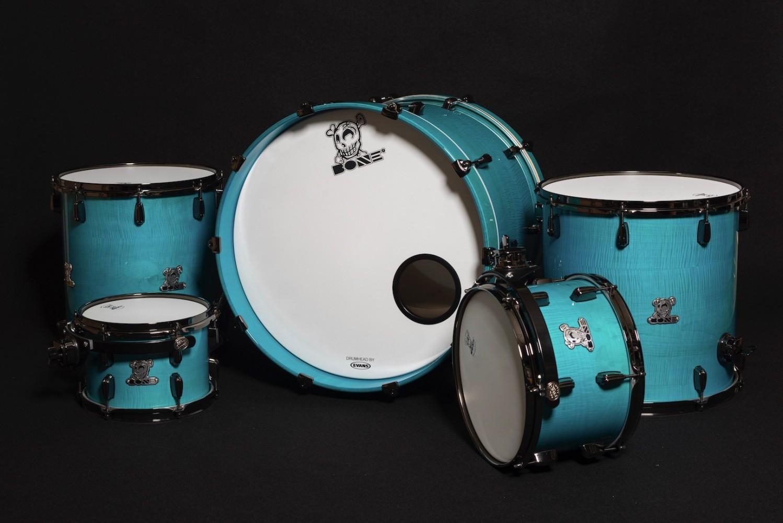 Unlimited Ss Bone Custom Drums